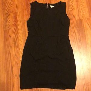 Fossil Sleeveless Black Dress with Pockets